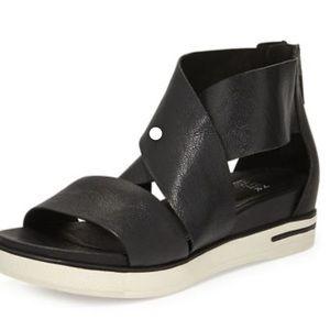 Eileen Fisher Sport Leather Sneaker Sandal
